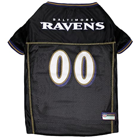 50c33fec1 Amazon.com   NFL BALTIMORE RAVENS DOG Jersey