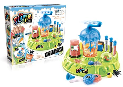 Canal Toys SSC 011 Slime Factory - Juego creativo, color azul, 34 x 31