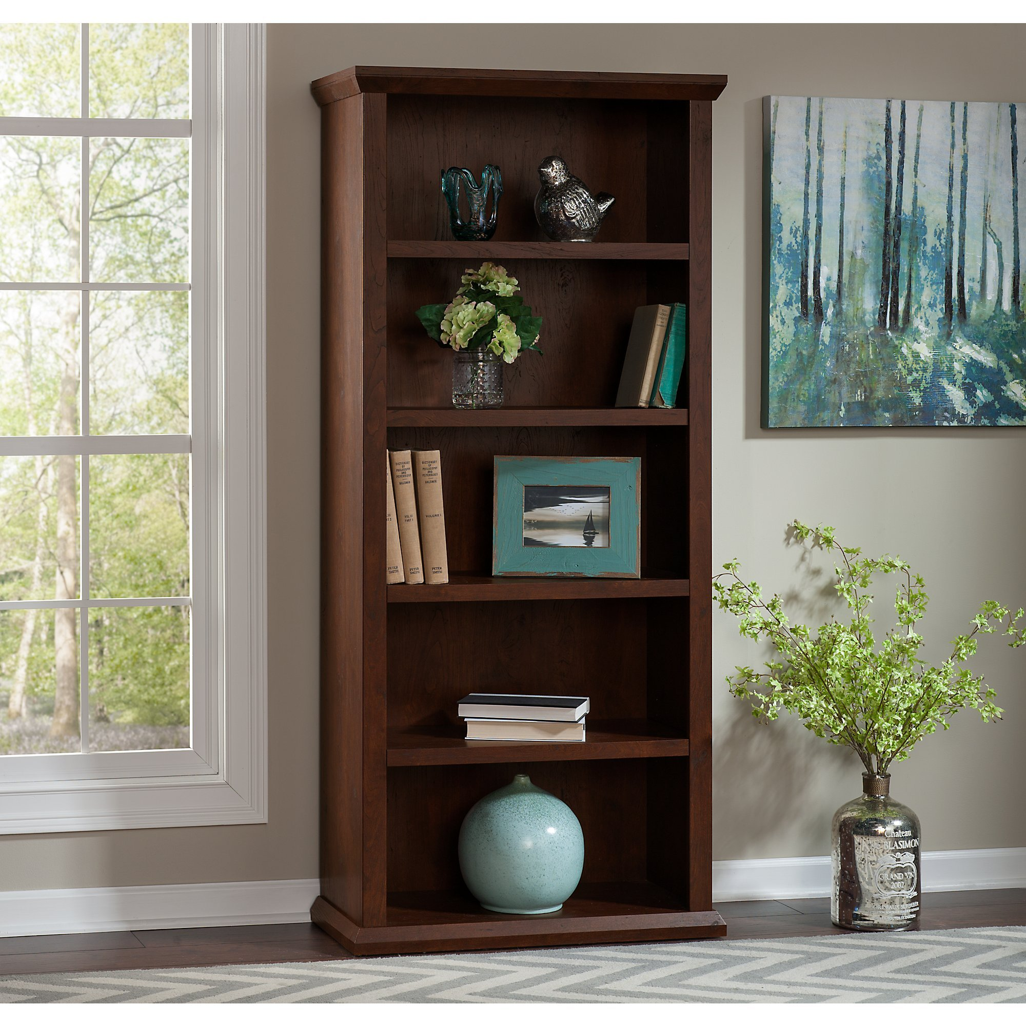 Yorktown Bookcases - Set of Two