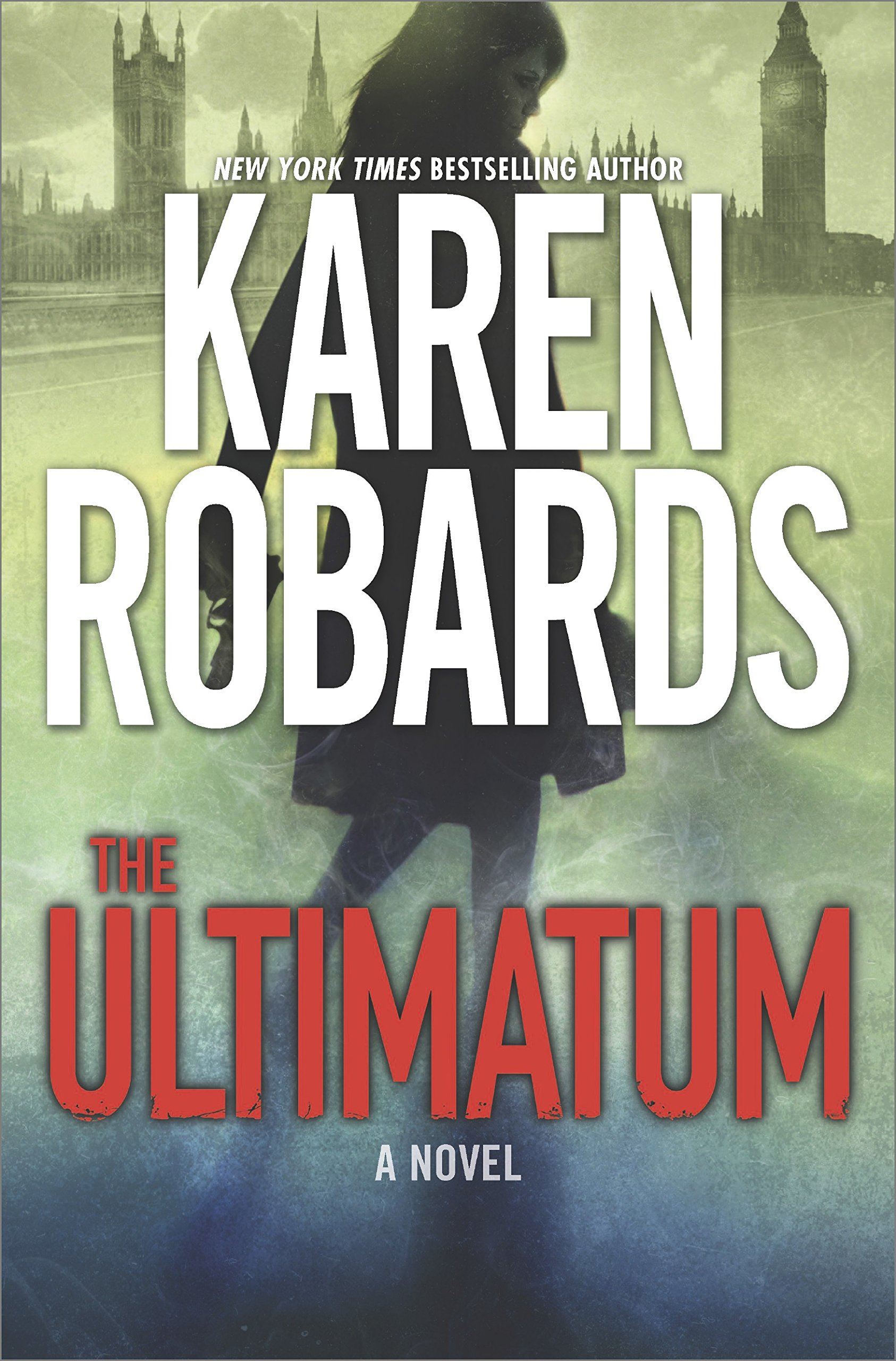 Ultimatum Guardian Book 1