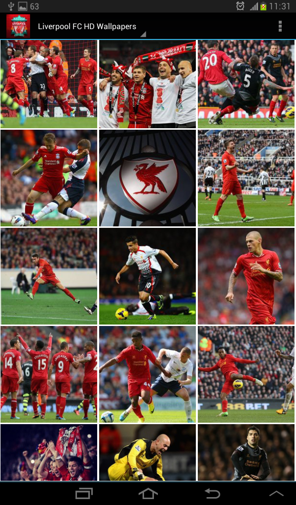 Amazon Com Liverpool Fc Hd Wallpapers Appstore For Android