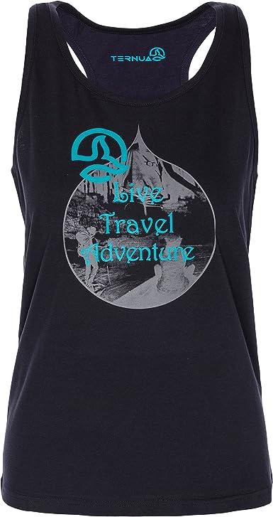 Ternua ® Abbie Camiseta Mujer: Amazon.es: Ropa y accesorios