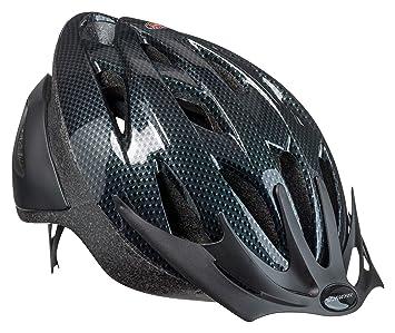 Amazon.com: Schwinn Thrasher Casco de bicicleta ligero con ...