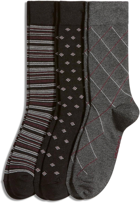 Jockey Mens Socks Mens Fashion Dress Socks 3 pack