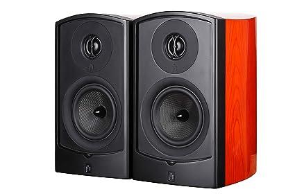 Aperion Audio Verus III 5B Bookshelf Satellite Surround Speakers Passive Need Amplifier Or Receiver