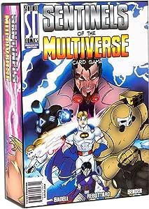 Greater Than Games- Edición Mejorada: Centinelas del Multiverso, Multicolor (332263): Amazon.es: Juguetes y juegos