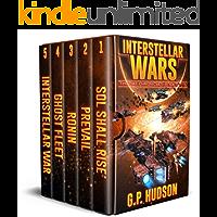 Interstellar Wars - Pike Chronicles Box Set Books 1-5 - A Space Opera Adventure: Sol Shall Rise, Book 1 - Prevail, Book 2 - Ronin, Book 3 - Ghost Fleet, Book 4 - Interstellar War, Book 5