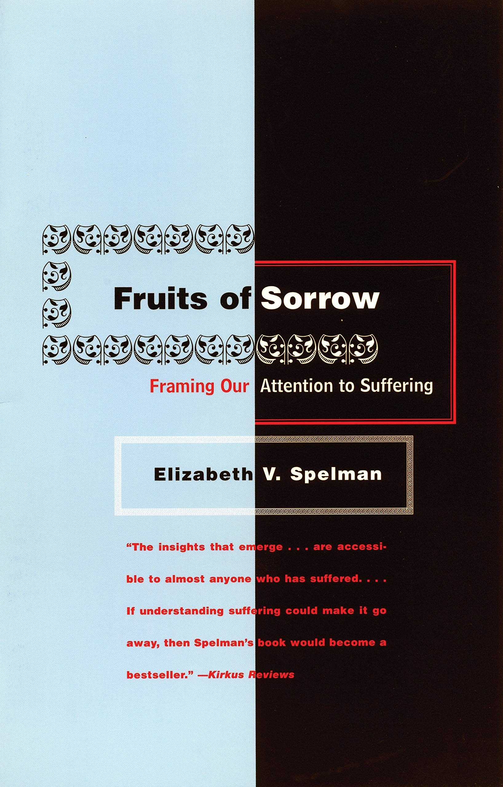 Fruits of Sorrow: Framing Our Attention to Suffering