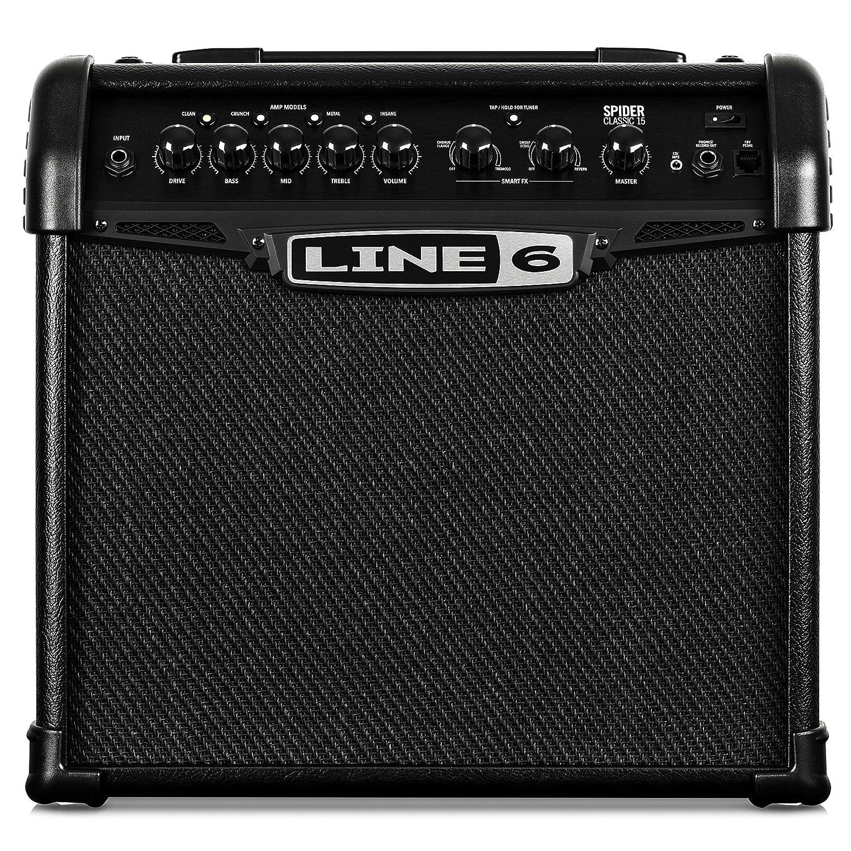Line Spider Classic Amplificador para guitarra eléctrica