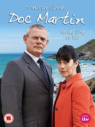 Doc Martin Series   Dvd