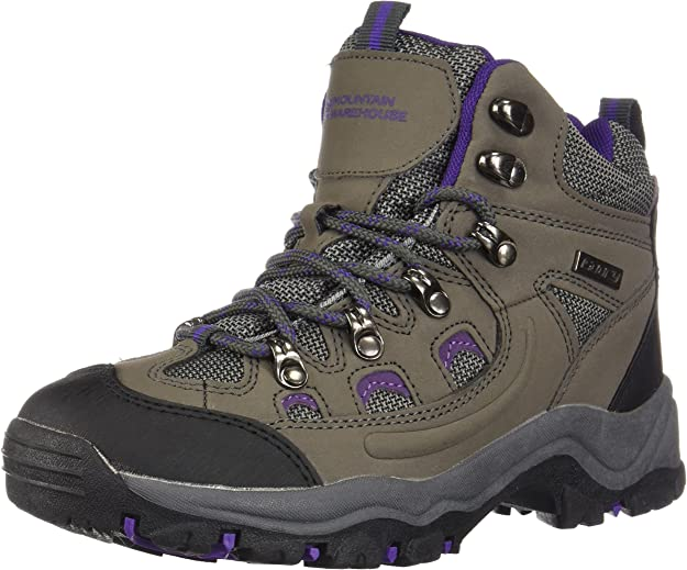 Mountain Warehouse Botas Adventurer Impermeables para Mujer