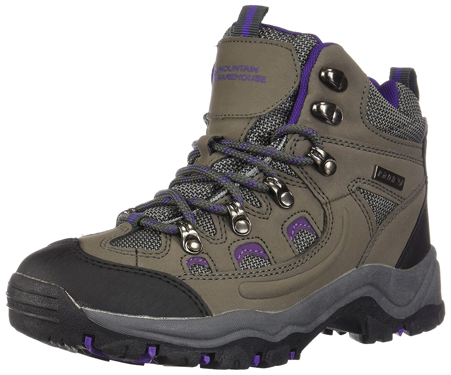 fbe70ee75e57 Mountain Warehouse Adventurer Womens Waterproof Boots - for Hiking   Amazon.ca  Shoes   Handbags