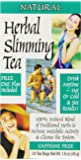 21st Century Slimming Tea, Natural, 24 Count (Pack of 3)