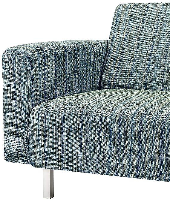 Martina Home FSD3PMEJAZ - Funda para Sofá de 3 Plazas , color Azul