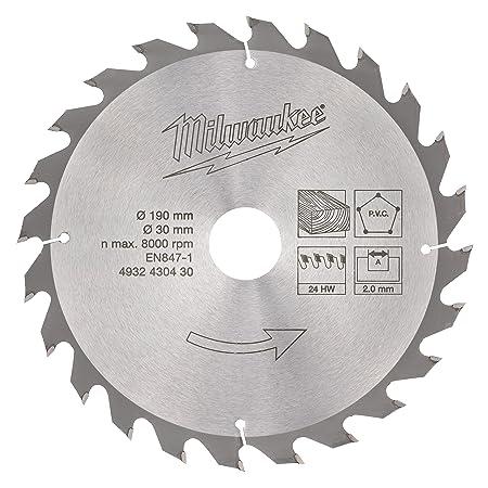 Milwaukee circular saw blade 190 x 30 mm 24 teeth 4932430430 milwaukee circular saw blade 190 x 30 mm 24 teeth 4932430430 greentooth Image collections