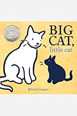 Big Cat, Little Cat Hardcover