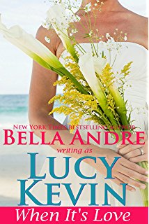 Kiss me like this the morrisons kindle edition by bella andre when its love a walker island romance book fandeluxe Image collections