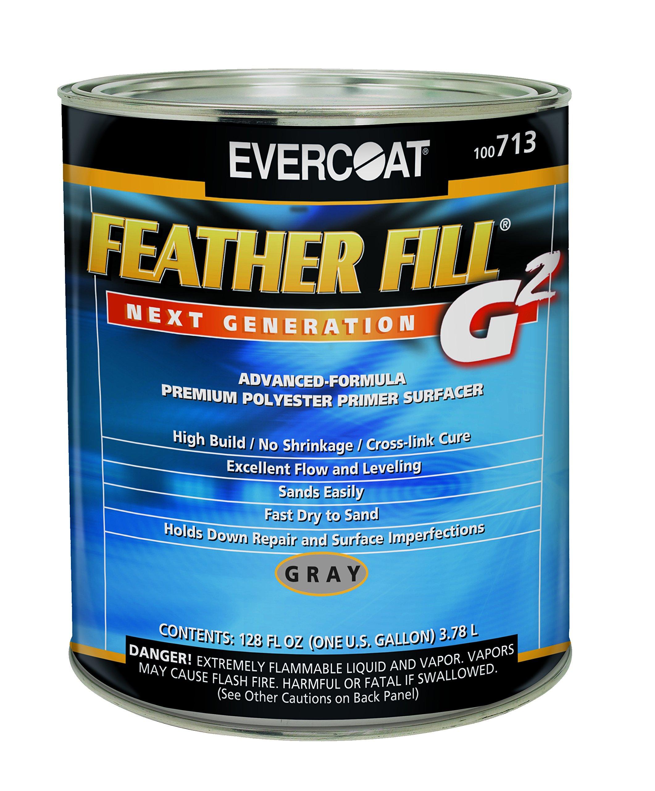 Evercoat 713 Gray Feather Fill G2 Primer - 1 Gallon