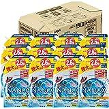 【ケース販売 大容量】トップ スーパーナノックス 洗濯洗剤 液体 詰め替え 950g×12個