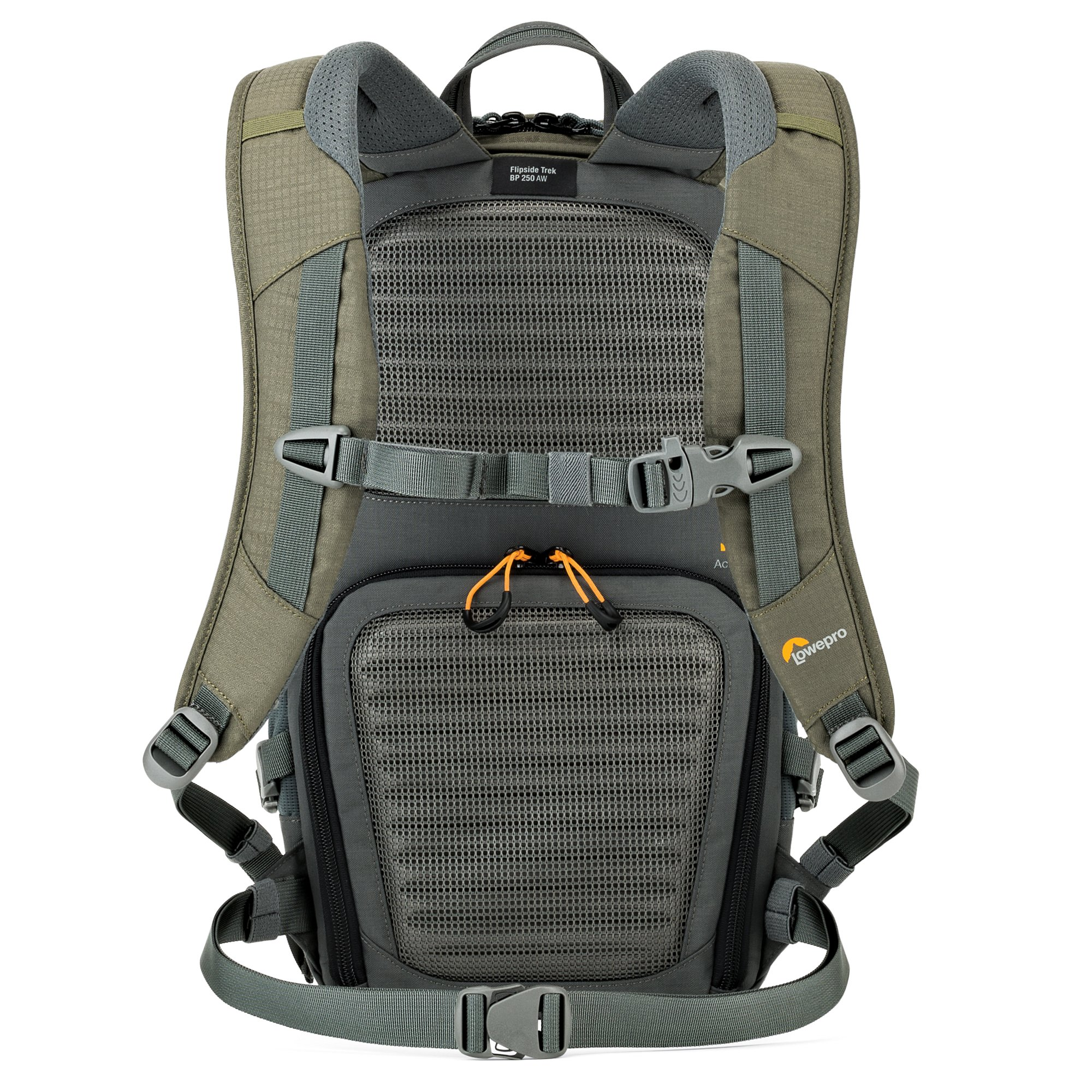 Lowepro Flipside Trek BP 250 AW - Outdoor Camera Backpack for Mirrorless or Compact DSLR w/ Rain Cover and Tablet Pocket. by Lowepro (Image #9)