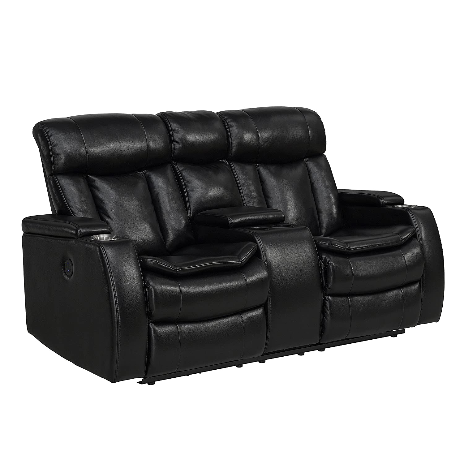 Stylistics Midnight Loveseat