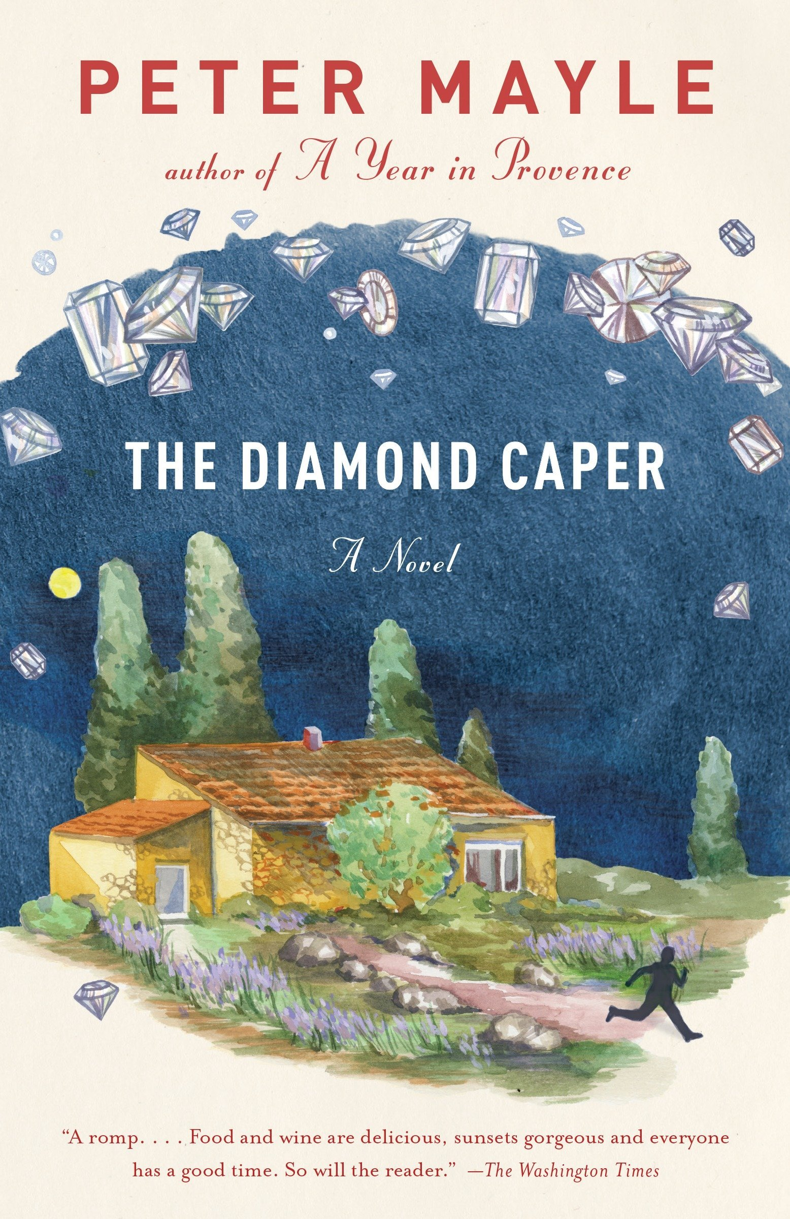 The Diamond Caper (Sam Levitt Capers, Band 4)
