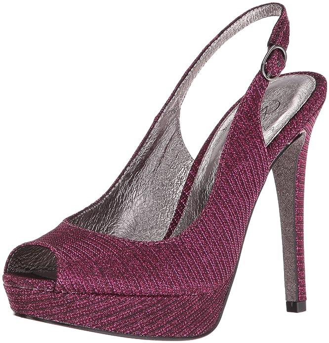Amazon.com | Adrianna Papell Womens Rita Dress Pump | Platforms & Wedges