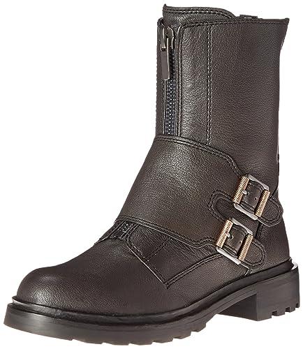 Calvin Klein Jeans Women's Suzetta Boot, Steel, ...