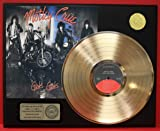 "Motley Crue""Girls, Girls, Girls"" 24Kt Gold LP"