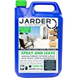 5 Litre Concentrate Jarder Spray & Leave Cleaner - Patio Fencing Decking - Moss Mould & Algae Killer