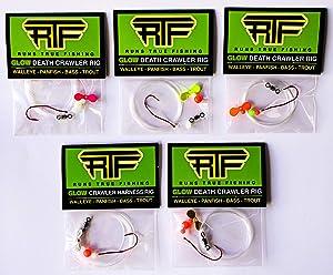 RTF Walleye Bouncer Fishing Rig Lure