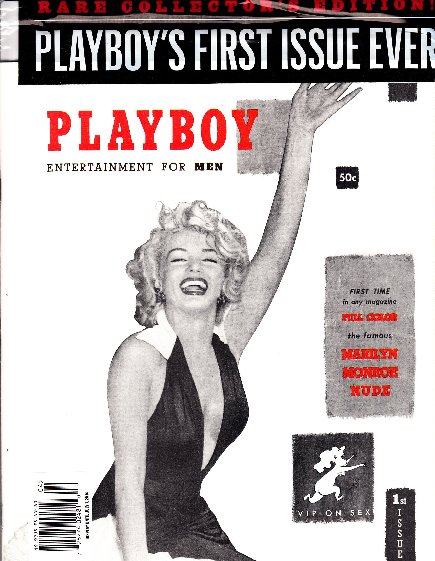 Amazon.com: Playboy Magazine, December 1953: Hugh M. Hefner: Books