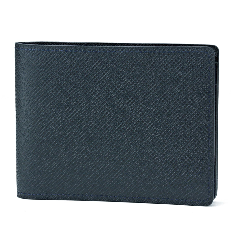ルイヴィトン(Louis Vuitton) M32826 タイガ 2つ折り財布 ネイビー 紺 OCEAN(オセアン)[並行輸入品] B01A8B6ZT0