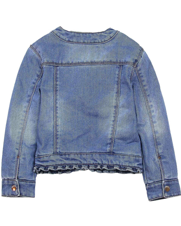 0f01888be42 Amazon.com  Mayoral Girl s Denim Jacket