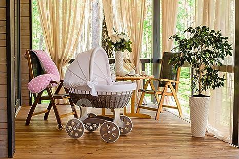 Comfortbaby home xxl baby stubenwagen mit moskitonetz komplette