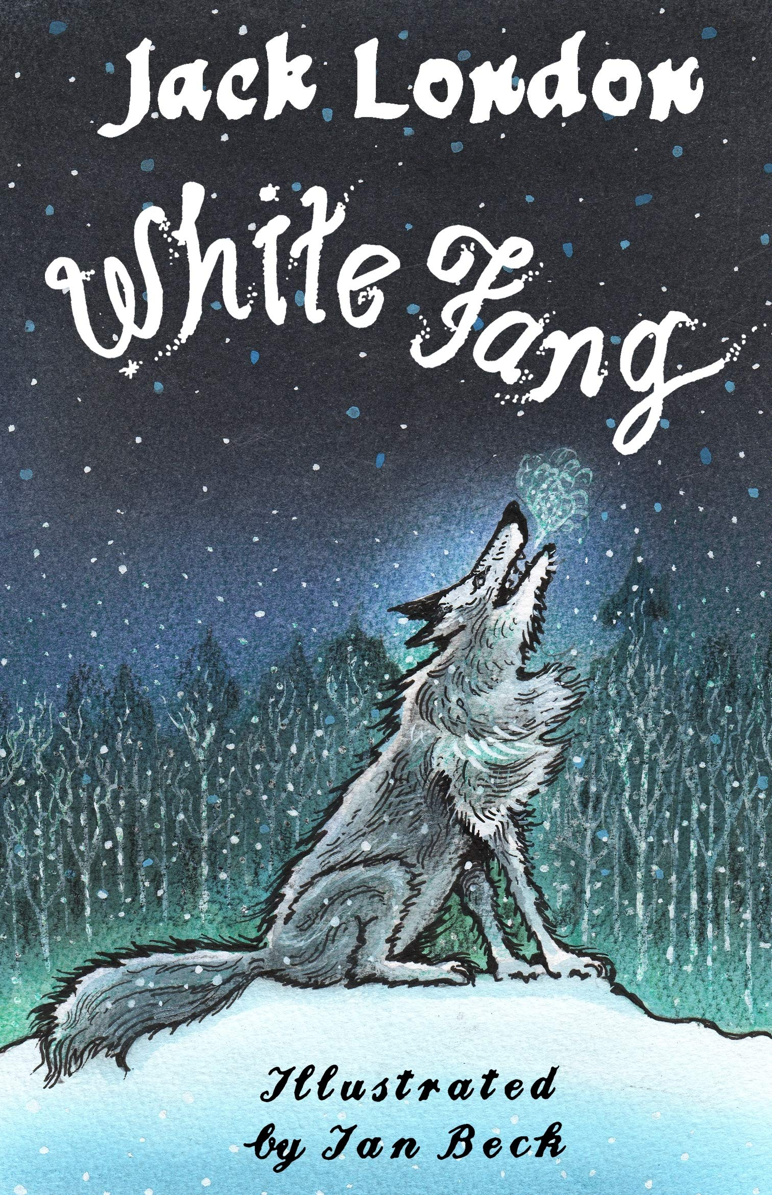 White Fang (Alma Junior Classics)