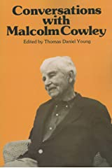 Conversations with Malcolm Cowley (Literary Conversations Series) Paperback