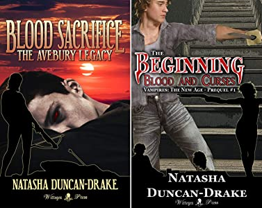 The Beginning: Blood and Curses (Vampires: The New Age Book 2)
