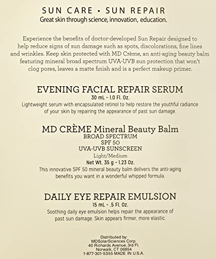 Md Creme Mineral Beauty Balm by mdsolarsciences #15