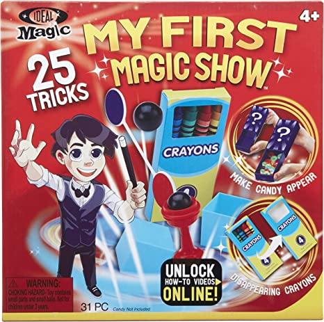 Magic Magician Prop Show Toy Prank Toy Magic Trick Predicted Mirror Card Toy