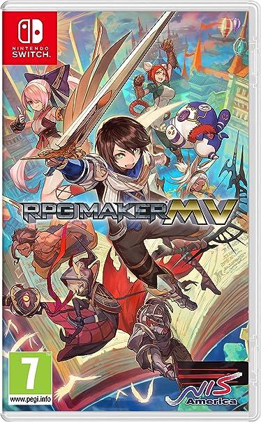 RPG Maker MV - Nintendo Switch [Importación inglesa]: Amazon.es: Videojuegos