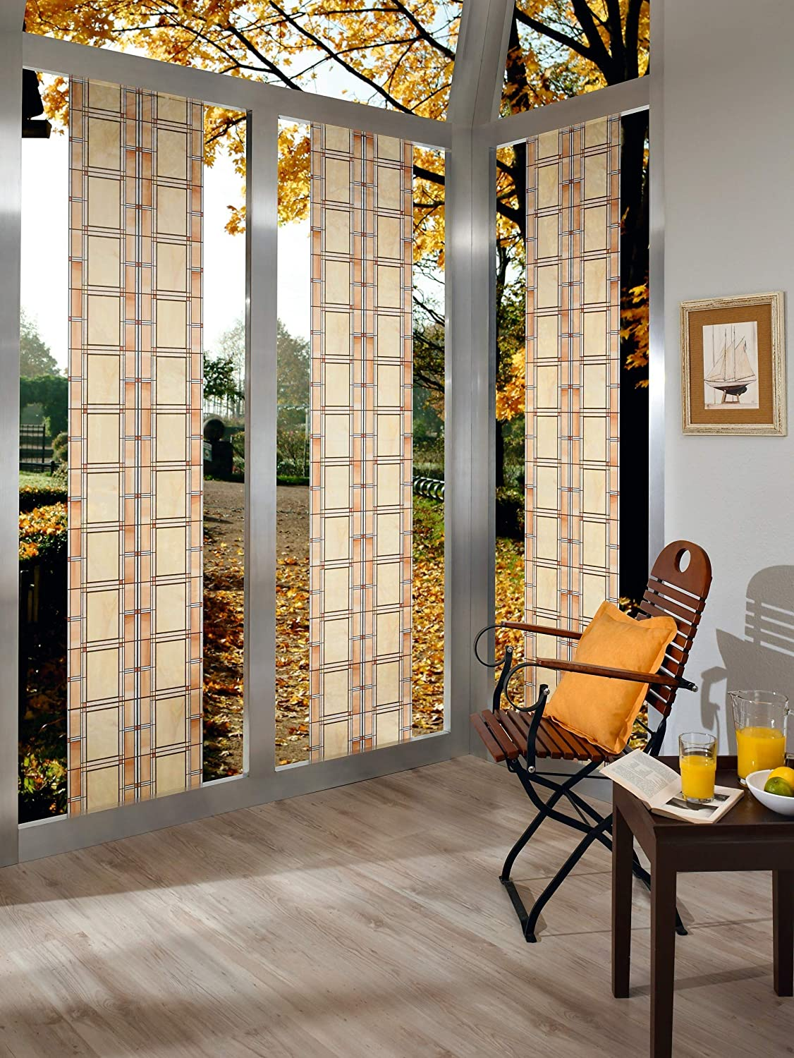 d-c-fix  Self-Adhesive Privacy Glass Window Film Arts /& Crafts 346-0437 17.71 x 78 Roll Brewster Wallcovering Co 17.71 x 78 Roll