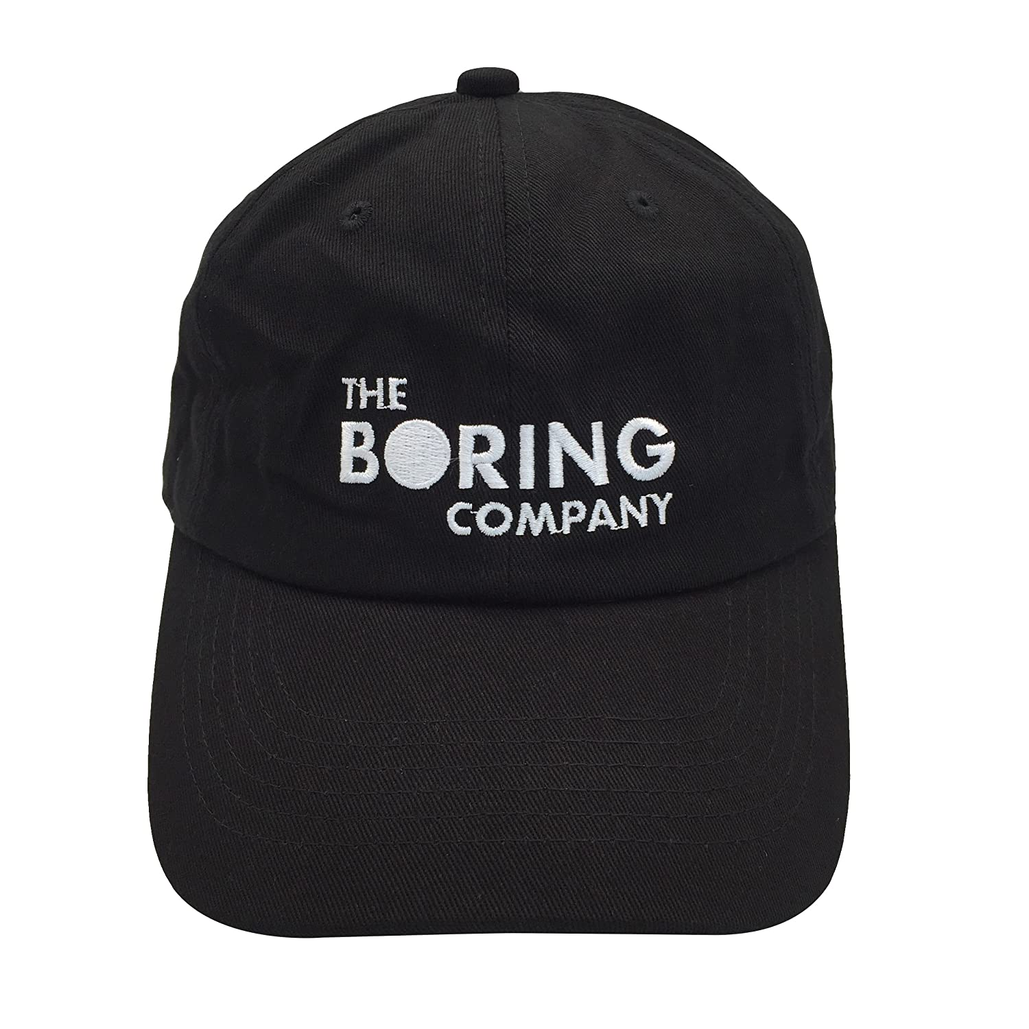 7827ffa4c8e Amazon.com  binbin lin The Boring Company Cap Spacex Hat Dad Hat Baseball  Cap Mens Dad Hat for Men Black  Clothing