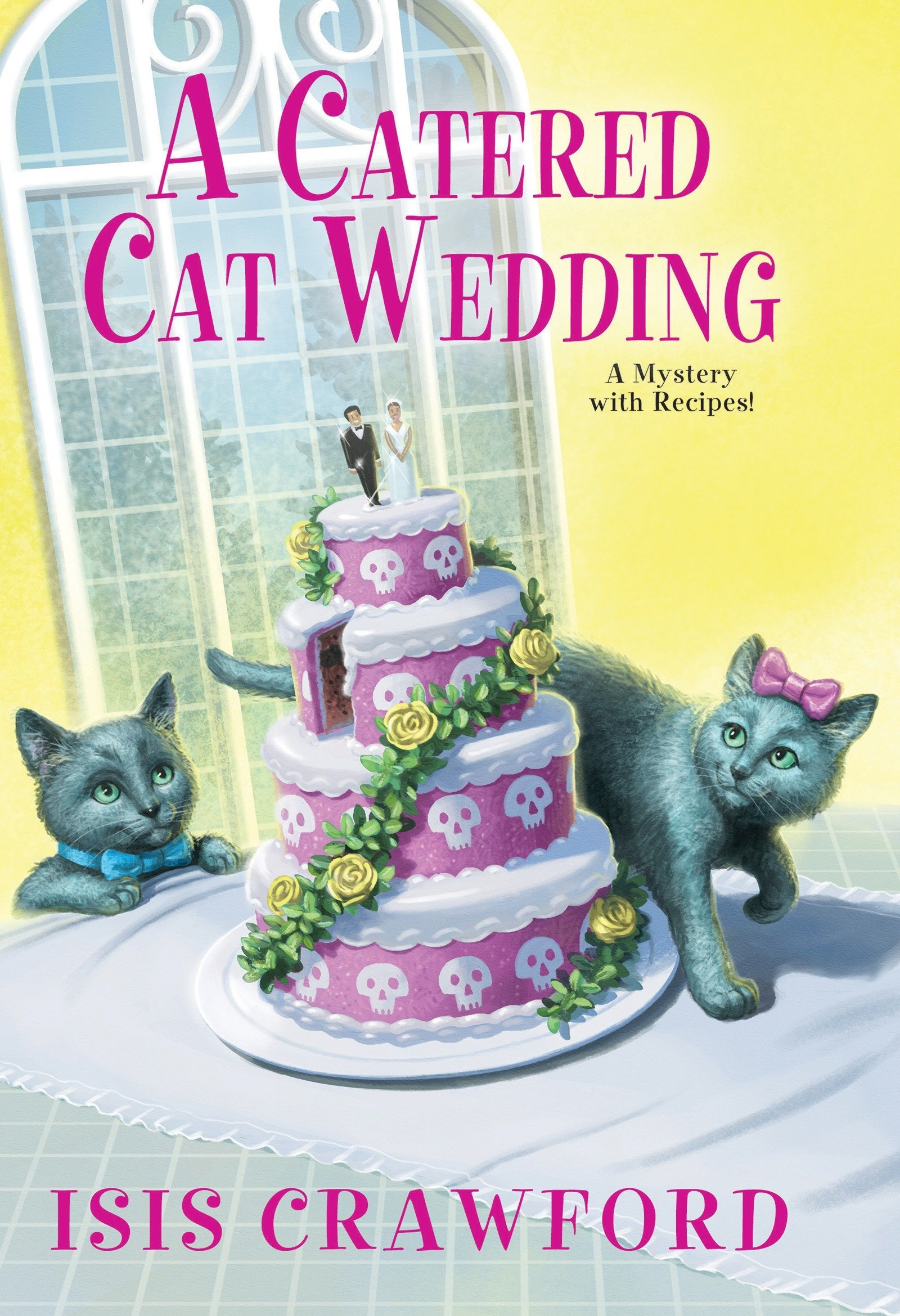 Amazon.com: A Catered Cat Wedding (A Mystery With Recipes