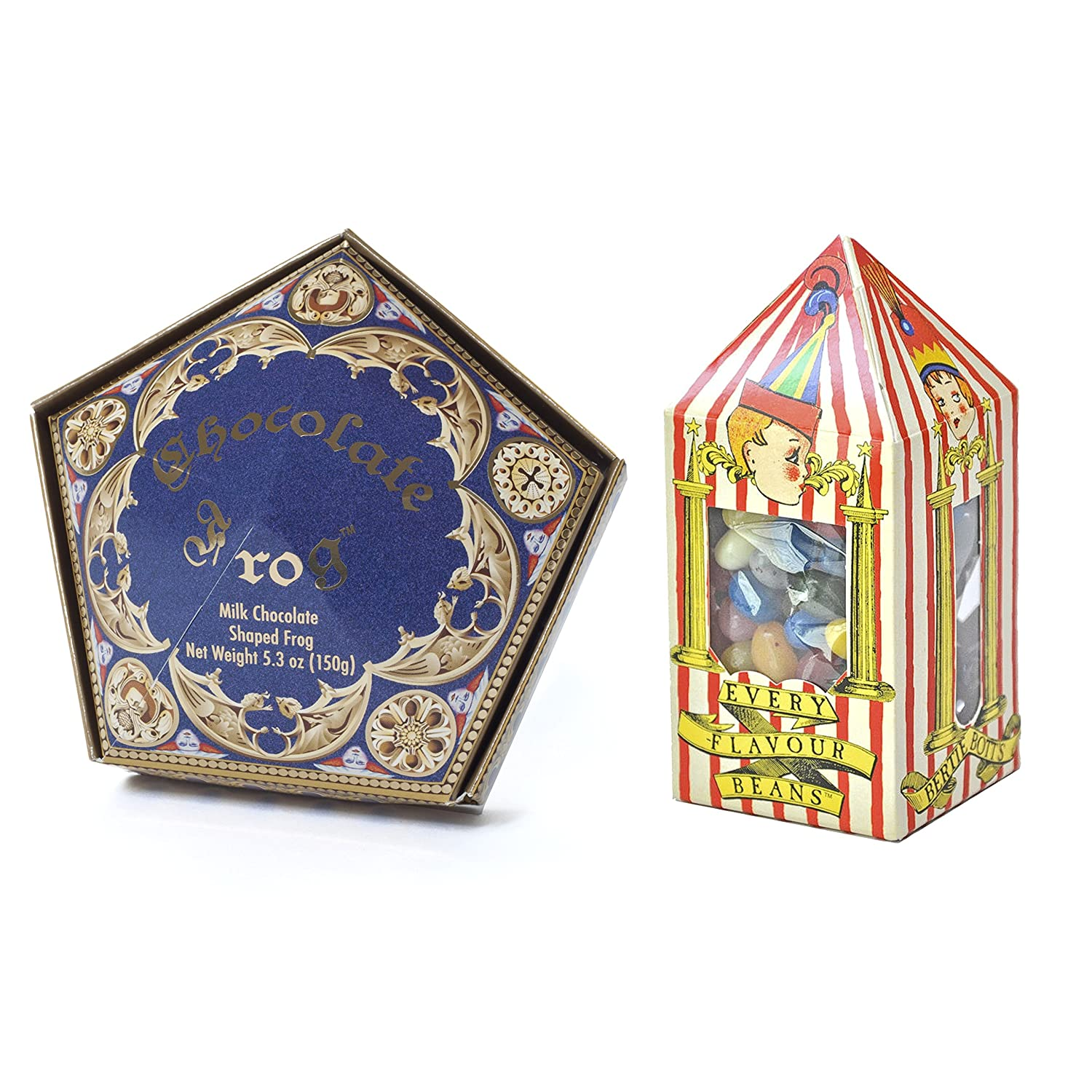 Amazon.com : Wizarding Harry Potter Honeyduke's Chocolate Frog ...