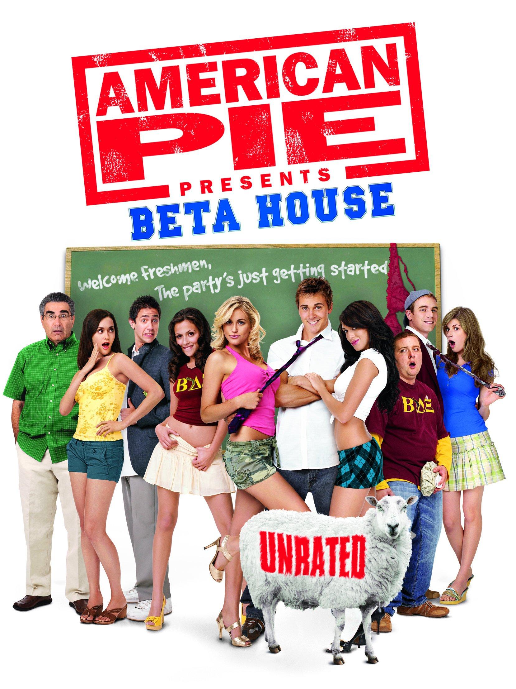 Watch American Pie Beta House