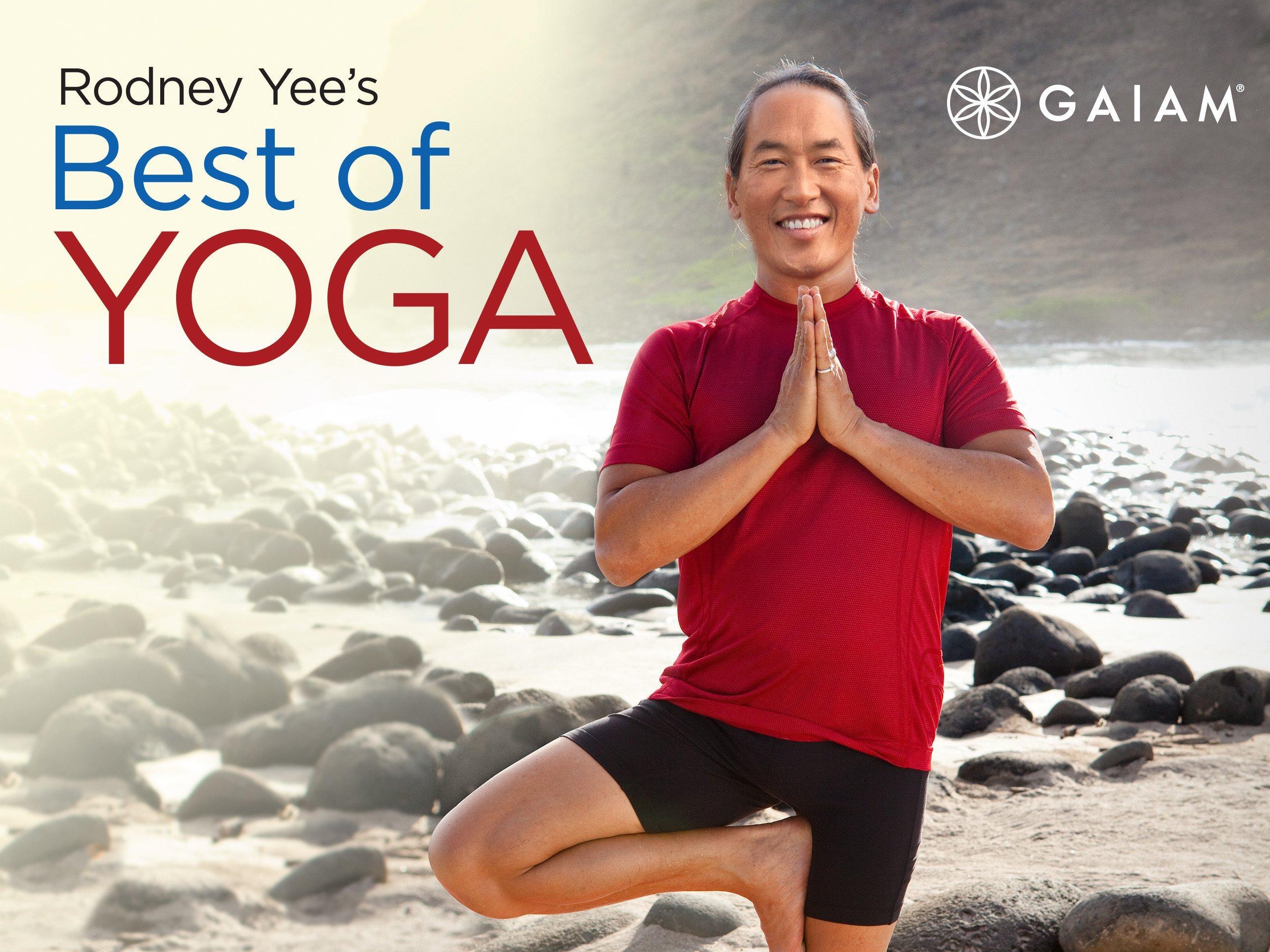 Amazon.com: Gaiam: Rodney Yee Best of Yoga: Rodney Yee