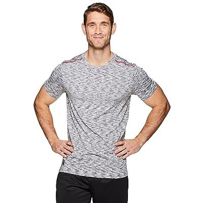 RBX Active Men's Space Dye Lightweight T-Shirt