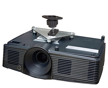 Projector Ceiling Mount for ViewSonic PJD5255 PJD5555w PJD6350 PJD6351LS Projector Mounts at amazon