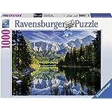 Ravensburger - El lago de Eibsee, puzzle de 1000 piezas (19367 7)
